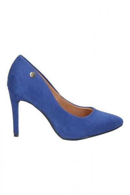 Туфли женские Vizzano 381-15-BBR-16-TT синие 38 RU
