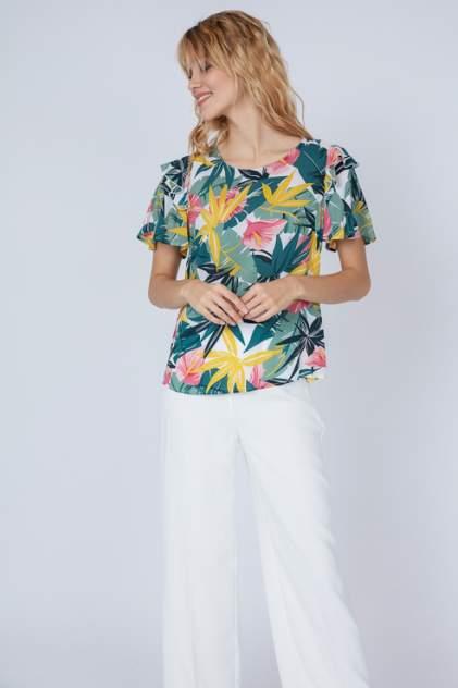 Женская блуза ZARINA 9225115315, зеленый