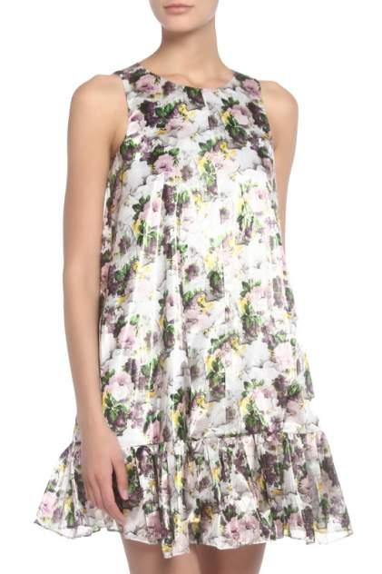 Платье женское MSGM 1641MDA31 144164 серое 40 IT