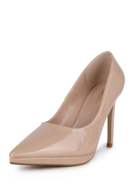 Туфли женские T.Taccardi 710018725 бежевые 40 RU