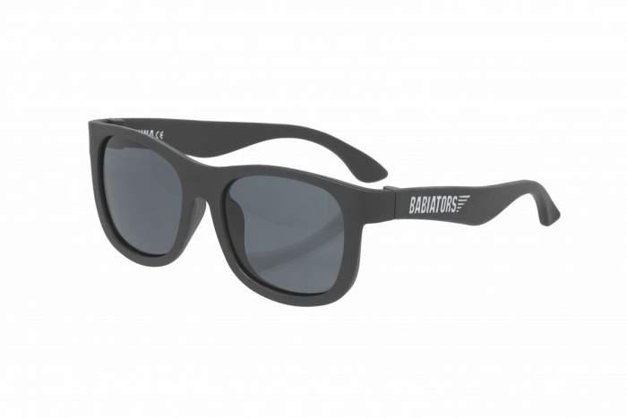 Детские солнцезащитные очки Babiators Original Navigator Черный спецназ Black Ops 3-5 лет
