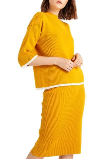 Костюм женский BGN желтый 36-S