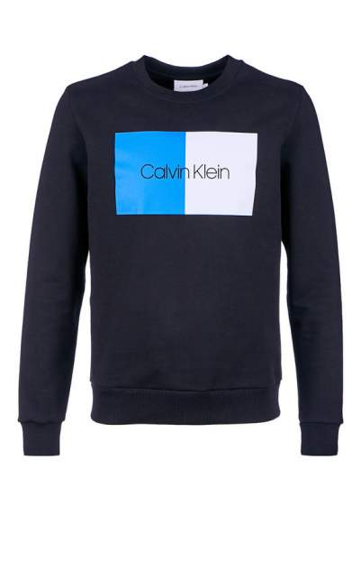 Свитшот мужской Calvin Klein черный 56