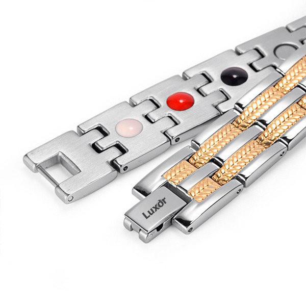Магнитный браслет Luxor Shop Бизнес Стандарт
