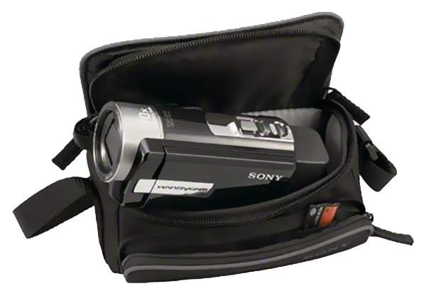 Сумка для видеотехники Sony LCS-U5 черная