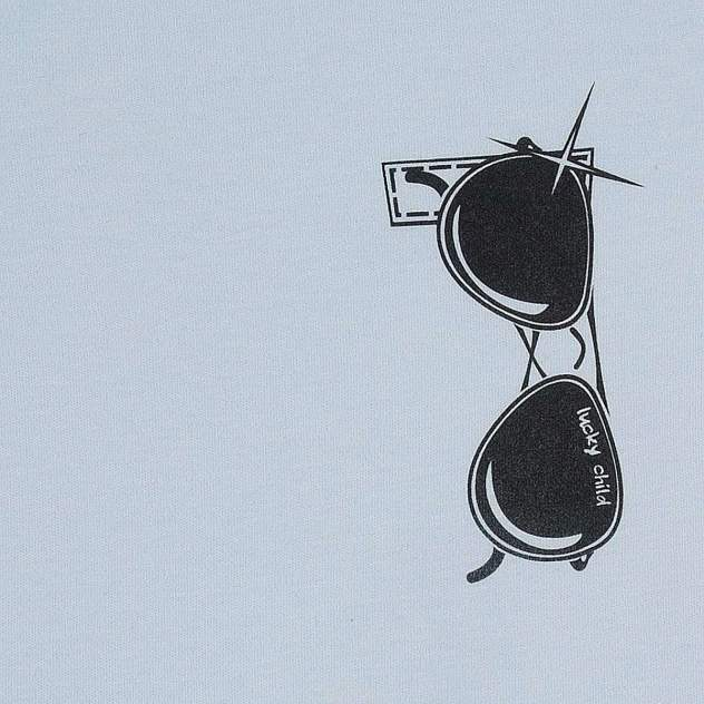 Песочник Lucky Child Темные очки, размер 62