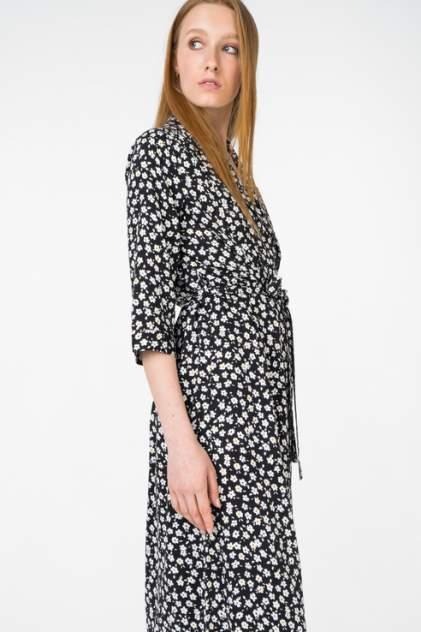 Платье женское b.young 20805663 черное 34 EU