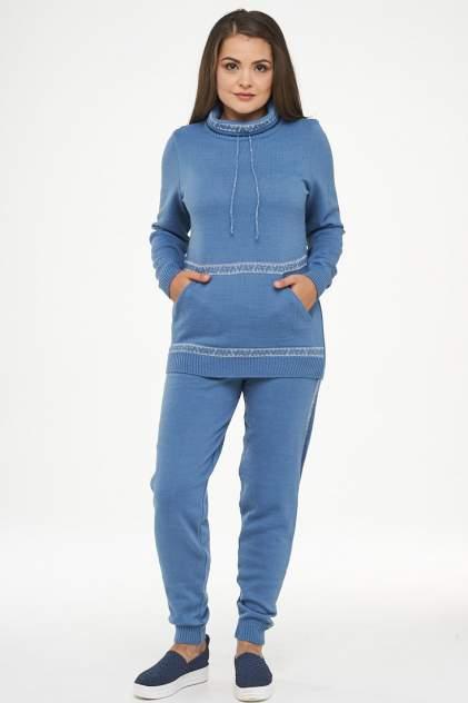 Костюм женский VAY 182-5052 синий 50 RU