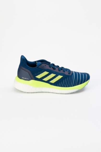Кроссовки женские Adidas SOLAR DRIVE W синие 35,5 RU
