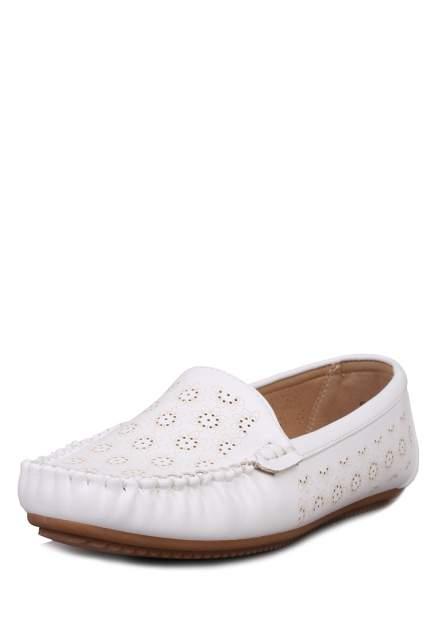 Мокасины женские T.Taccardi b3106130 белые 36 RU