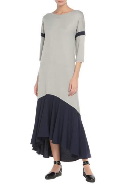 Платье женское Adzhedo 41530 серое 4XL