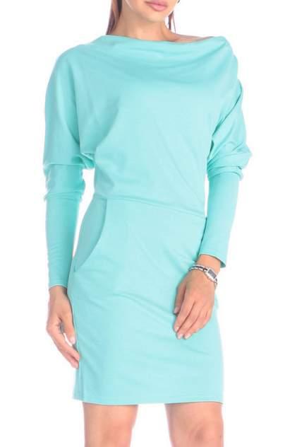Платье женское Rebecca Tatti RR729_24DV зеленое XS