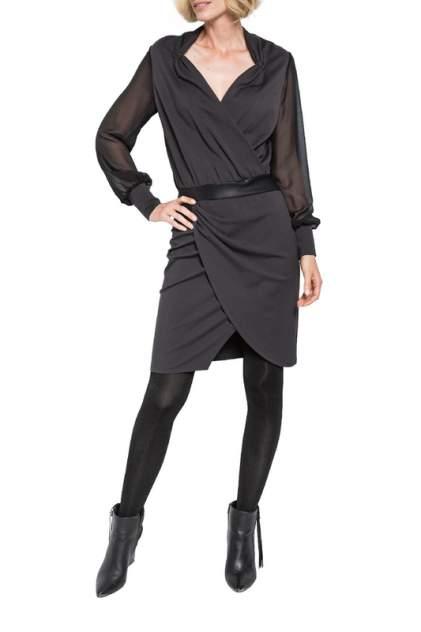 Платье женское Apart 24792 серое 34 DE