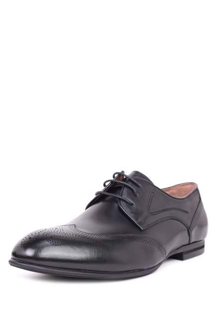 Туфли мужские Pierre Cardin 710017789 черные 42 RU