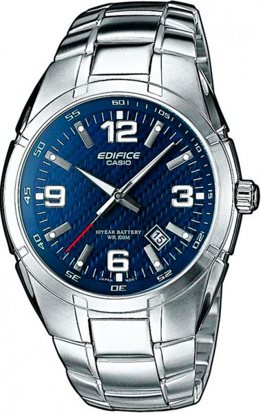 Наручные часы кварцевые мужские Casio Edifice EF-125D-2A