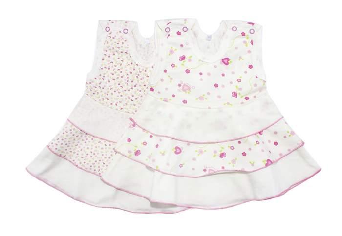 Платье для девочек Осьминожка 123-118-20/62 многоцветный р.62