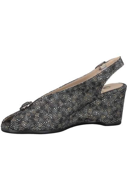 Туфли женские Be natural 8-8-29640-20-008/291 черные 37