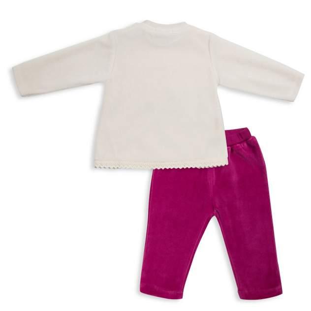 Комплект одежды RBC, цв. красный р.74