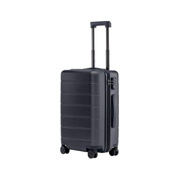 """Чемодан Xiaomi Mi Suitcase Luggage 20"""" Black S"""