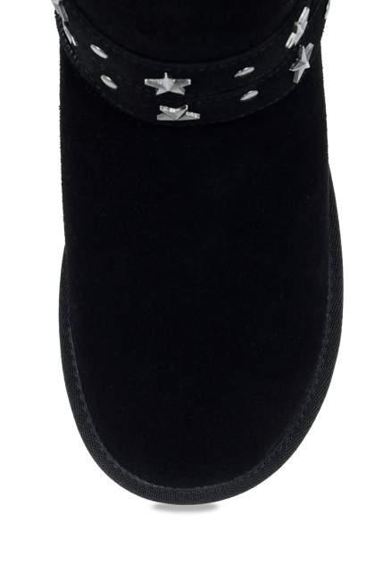 Угги женские Pierre Cardin 710018613 черные 38 RU