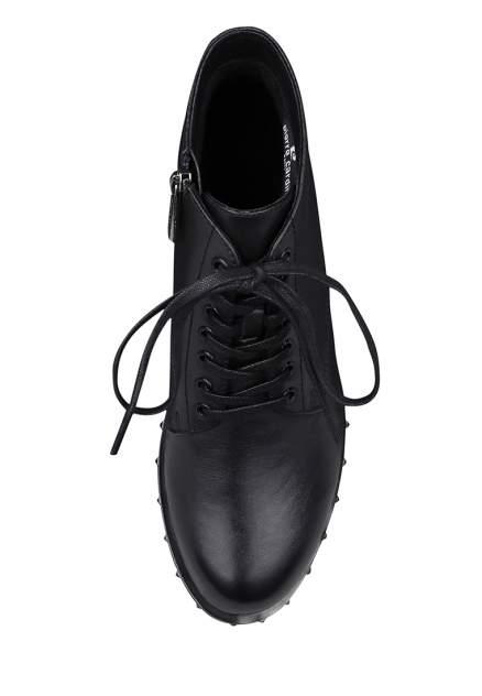 Ботинки женские Pierre Cardin 25606940 черные 37 RU