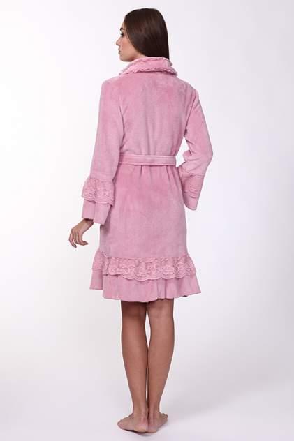 Халат женский Lelio 783 розовый L