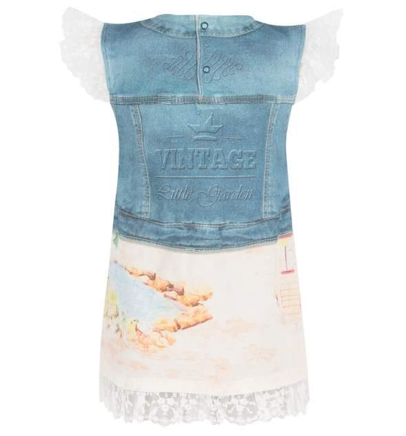 Платье детское Папитто Fashion Jeans 574-03 р.22-68