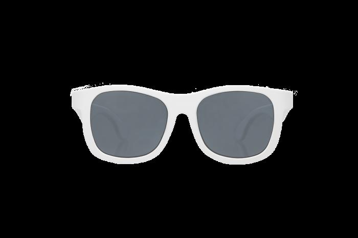 Детские солнцезащитные очки Babiators Original Navigator Wicked White 3-5 лет
