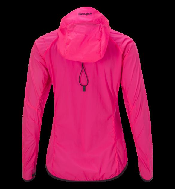 Куртка Peak Performance Black Light Wind, knockout pink, L INT