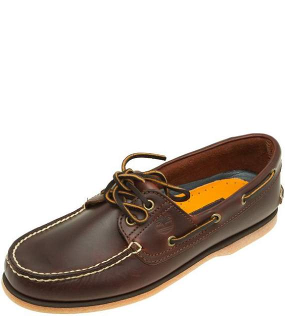Топсайдеры мужские Timberland TBL25077W, коричневый