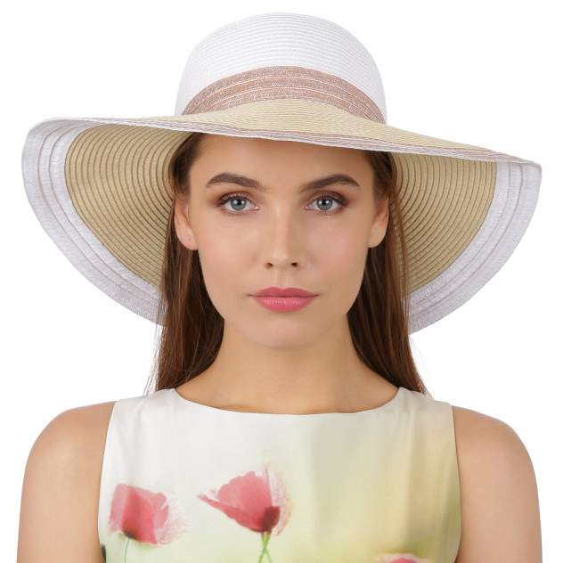 Шляпа женская FABRETTI K11-4/3 разноцветная
