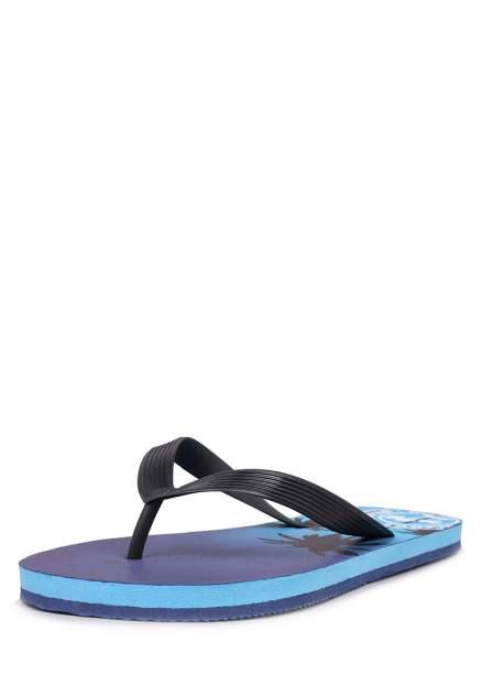Шлепанцы мужские T.Taccardi 03106250, синий