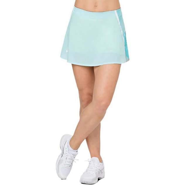 Женская юбка Asics Athlete, голубой