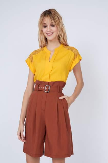 Женская блуза ZARINA 9225123323, желтый