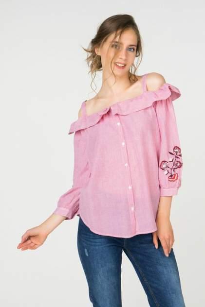 Блуза женская ZARINA 8226108308074 красная 44 RU