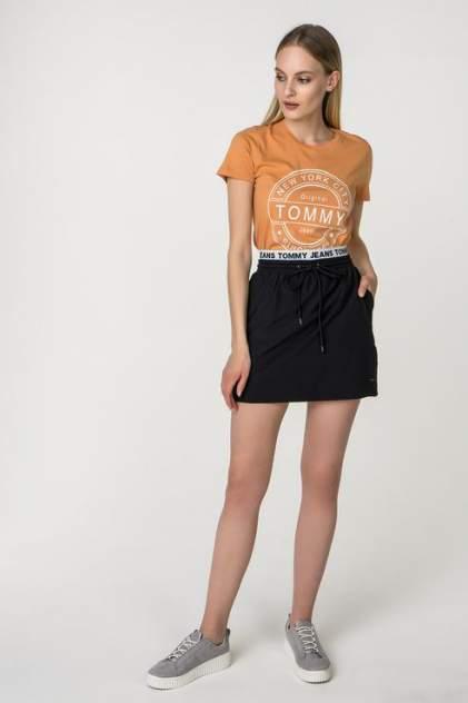 Юбка женская Tommy Jeans DW0DW04244 черная S