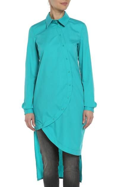 Платье женское Adzhedo 41427 зеленое M