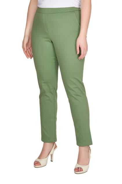 Брюки женские OLSI 1912014_6 зеленые 62 RU