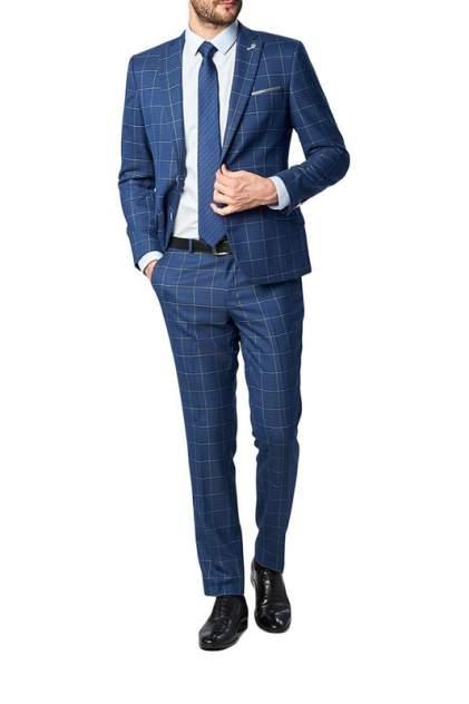 Мужской костюм BAZIONI 5321 S DENTRO LUX, синий