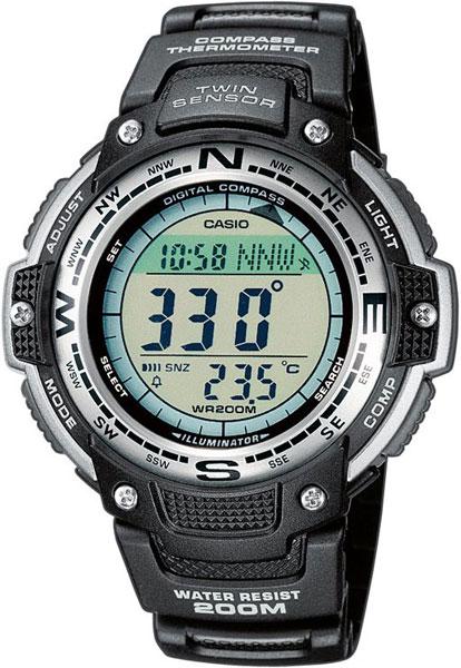 Наручные часы электронные мужские Casio Collection SGW-100-1V