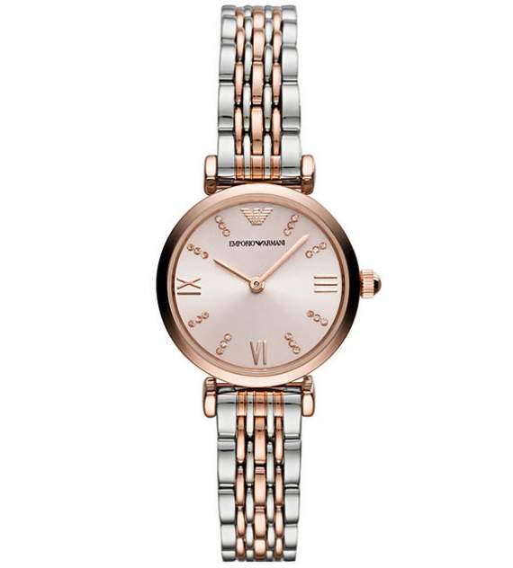 Наручные часы кварцевые женские Emporio Armani Gianni t-bar AR11223