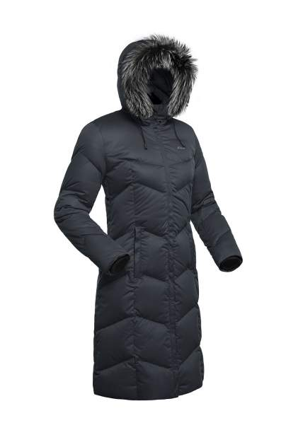 Пуховое пальто  SNOWFLAKE 5454-9009-L ЧЕРНЫЙ L