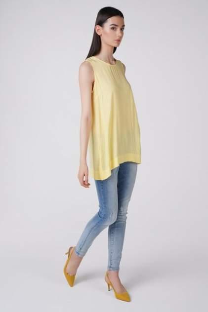 Блуза женская Broadway 10158738 желтая L