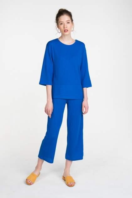 Брюки женские b.young 20805406 синие L