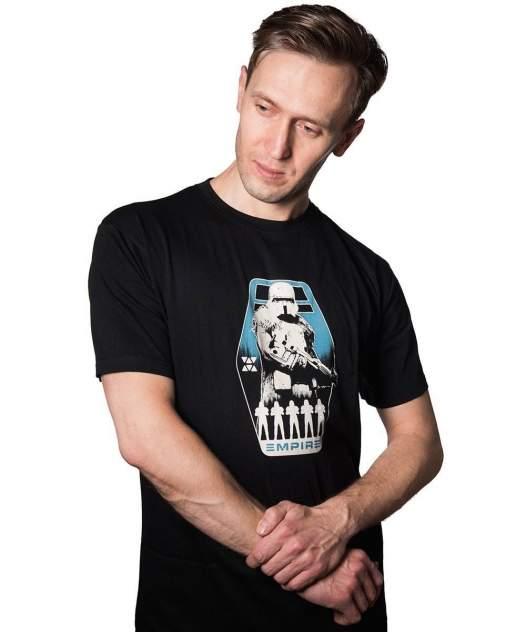 Футболка Good Loot Star Wars Empire черная L