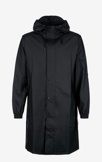 Мужской плащ Rains 1257, черный
