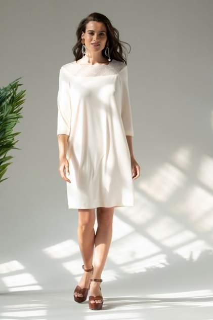 Платье женское Laete 60419-1 бежевое XS