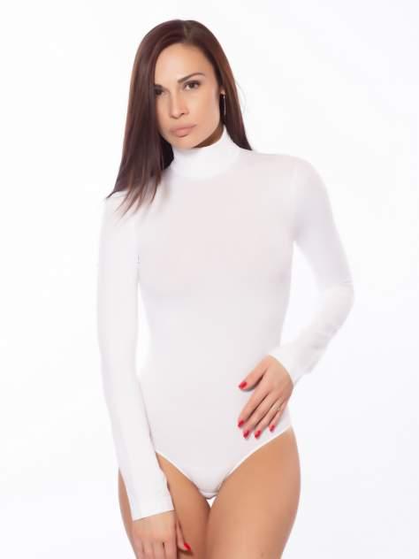 Боди женское Giulia белое S/M