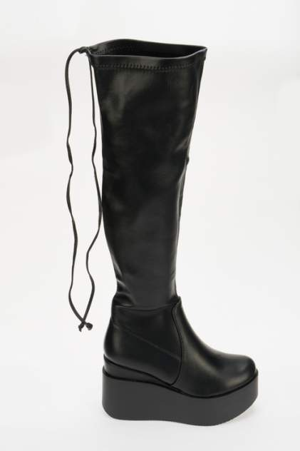 Ботфорты женские Betsy 998012/11 черные 35 RU