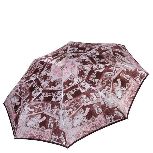 Зонт складной женский автоматический FABRETTI L-17120-3 бежевый